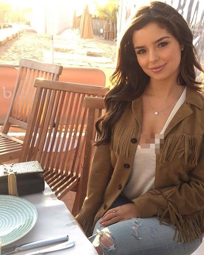 "Ngung tho truoc ve dep cua Selena Gomez phien ban ""boc lua""-Hinh-9"
