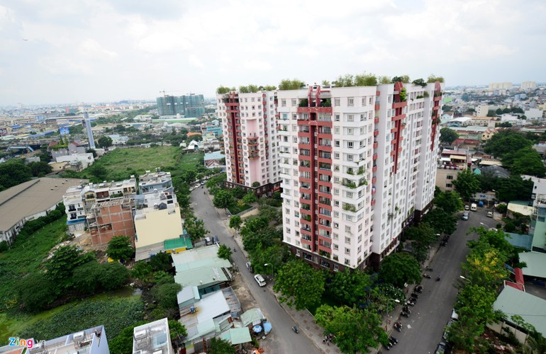 Can canh nhung can ho chi rong 20 m2 o Sai Gon