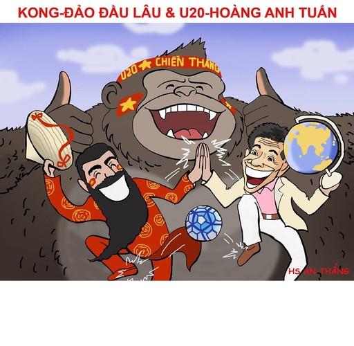 Biem hoa: HLV Hoang Anh Tuan va chang duong toi U20 World Cup-Hinh-4