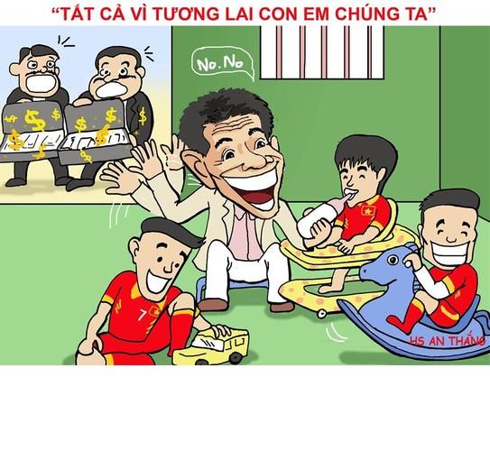 Biem hoa: HLV Hoang Anh Tuan va chang duong toi U20 World Cup-Hinh-6
