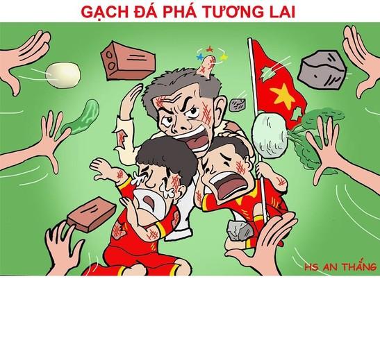 Biem hoa: HLV Hoang Anh Tuan va chang duong toi U20 World Cup-Hinh-9