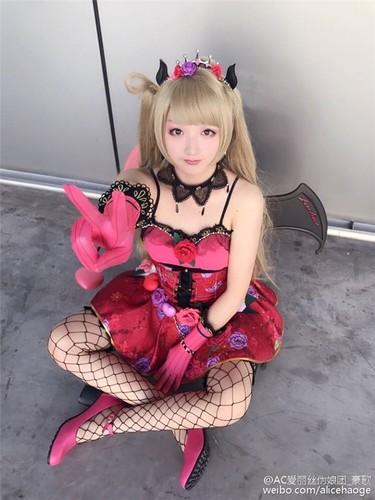 My nam Trung Quoc hoa cosplay xinh nhu con gai that-Hinh-2