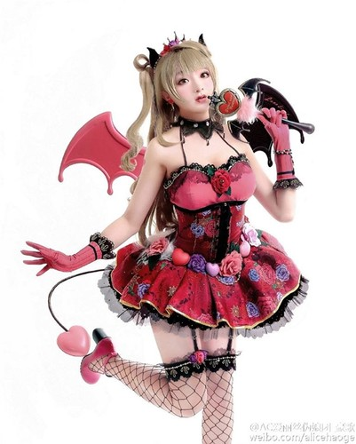 My nam Trung Quoc hoa cosplay xinh nhu con gai that-Hinh-8