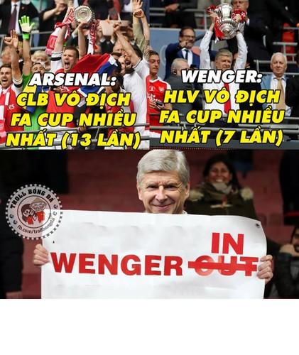 Anh che bong da: Arsenal bo tat ca de yeu F.A Cup-Hinh-8