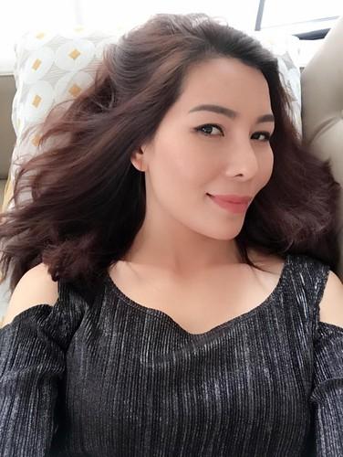 """""""Nu hoang dien kinh"""" Viet khoe biet thu sieu sang chong tang-Hinh-9"""