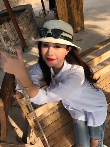 """Co gai Quang Ninh 19 tuoi dep """"mon mon"""" cuc noi tieng-Hinh-4"""