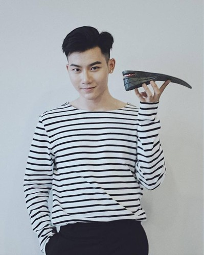 Chang trai Viet day tieng Anh theo phong cach Thai Lan gay sot-Hinh-9