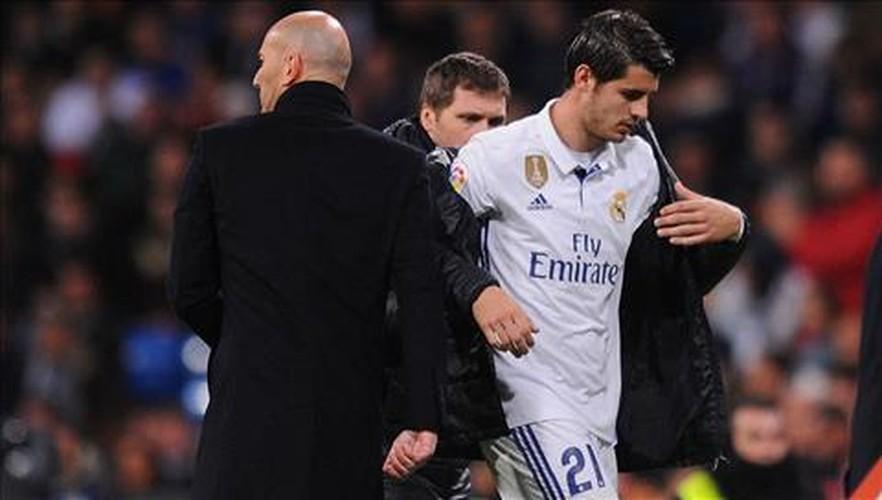 Chuyen nhuong bong da moi nhat: Zidane dau dau tim nguoi thay Morata