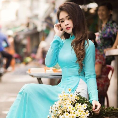 Co gai Phu Yen xinh dep khien dan mang me man-Hinh-6