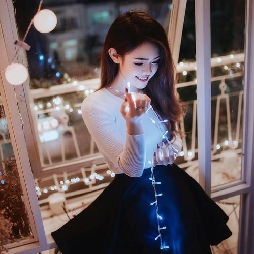 Co gai Phu Yen xinh dep khien dan mang me man-Hinh-7