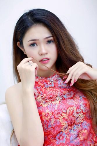 Co gai Phu Yen xinh dep khien dan mang me man-Hinh-8