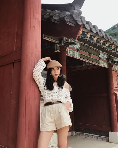 Hot girl Chau Bui lam dai su du lich Han Quoc-Hinh-10
