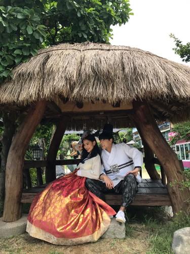 Hot girl Chau Bui lam dai su du lich Han Quoc-Hinh-3