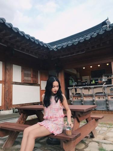 Hot girl Chau Bui lam dai su du lich Han Quoc-Hinh-6