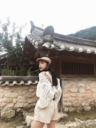 Hot girl Chau Bui lam dai su du lich Han Quoc-Hinh-7