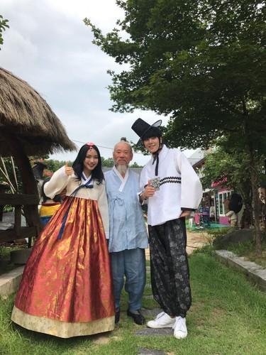Hot girl Chau Bui lam dai su du lich Han Quoc-Hinh-9