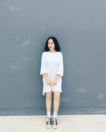 """Chi cao 1m53, """"hot girl nam lun"""" van lam van nguoi me man-Hinh-3"""