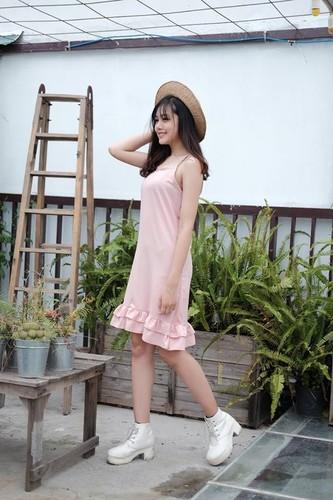 Ngam than hinh nuot na cua Miss Teen 9X Ha thanh-Hinh-7