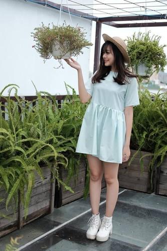Ngam than hinh nuot na cua Miss Teen 9X Ha thanh-Hinh-8