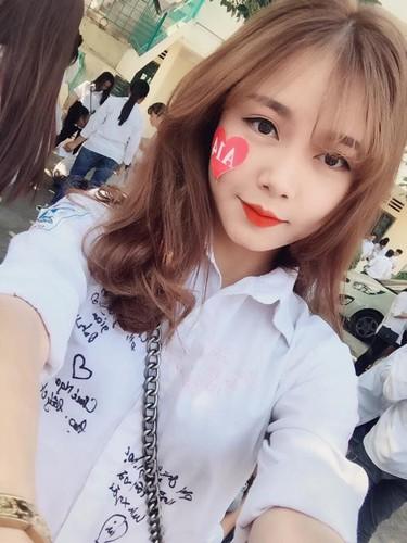 """Hot girl anh the"" Thai Nguyen tuyet xinh khien dan mang me dam-Hinh-3"