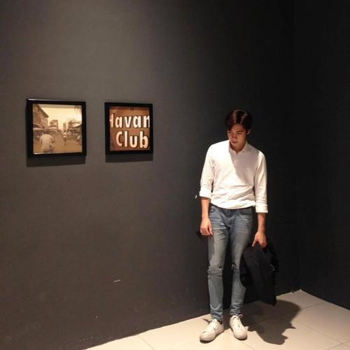 Hot boy Kinh te Quoc dan co khuon mat giong Soobin Hoang Son-Hinh-8
