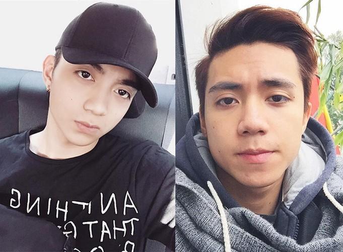 Hot boy Kinh te Quoc dan co khuon mat giong Soobin Hoang Son-Hinh-9