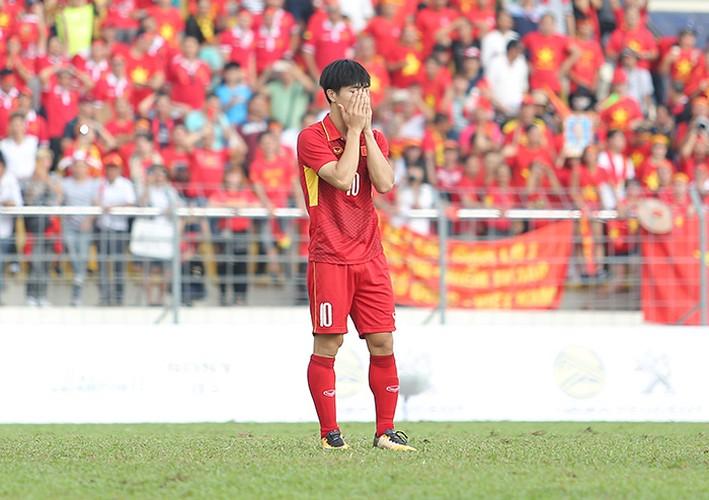 Su that chuyen Cong Phuong giai nghe sau that bai SEA Games 29
