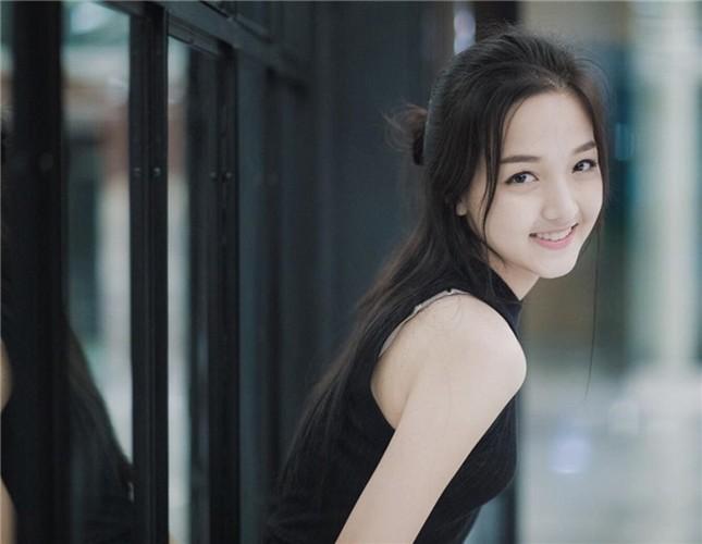 Tan chay truoc ve dep ngot ngao cua hot girl Thai Lan-Hinh-7