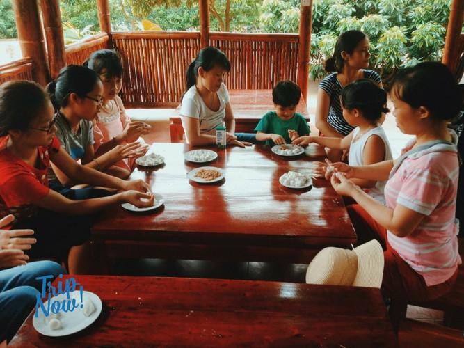 """Ban Rom - khu du lich """"hut hon"""" gioi tre dip nghi le 2/9-Hinh-7"""