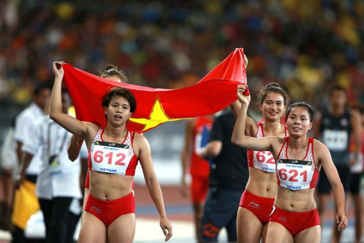 Nhung cai nhat cua the thao Viet Nam tai SEA Games 29-Hinh-4