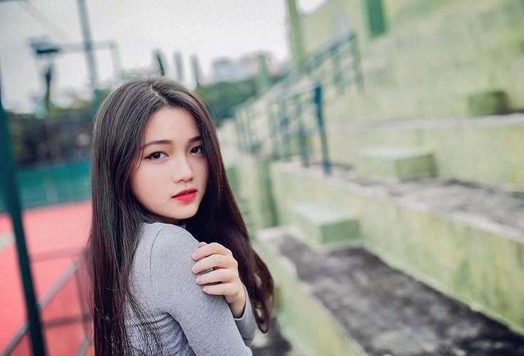 Nu sinh 9X Vung Tau toa sang tung bung tai Miss Teen