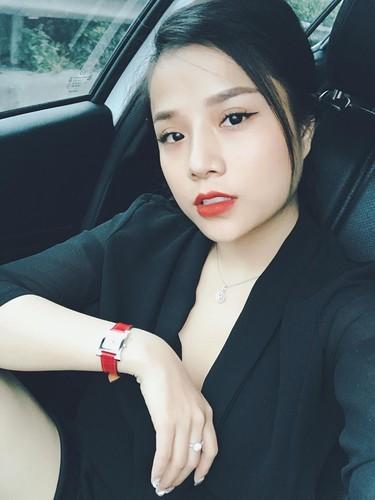 Hot girl Nghe An noi bat tren san My Dinh gio ra sao?