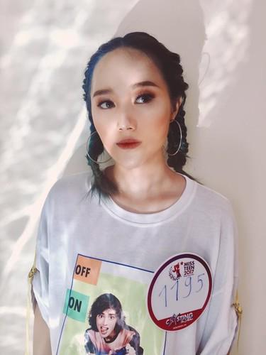 Nu bi thu Doan Quang Ngai gay an tuong tai Miss Teen-Hinh-2