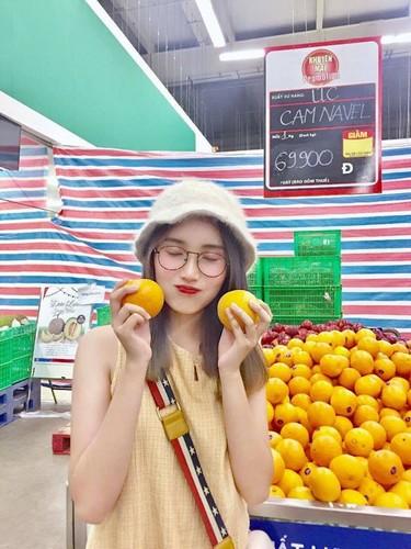 Nu bi thu Doan Quang Ngai gay an tuong tai Miss Teen-Hinh-8