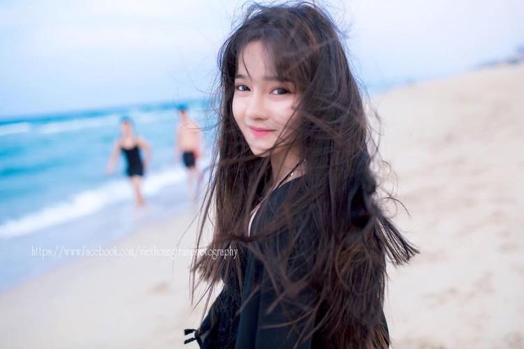 """Hot girl Quang Nam """"trang xinh khong ty vet"""" gay sot mang-Hinh-10"""