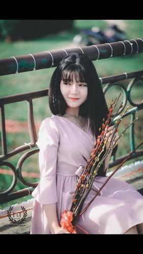 """Hot girl Quang Nam """"trang xinh khong ty vet"""" gay sot mang-Hinh-6"""