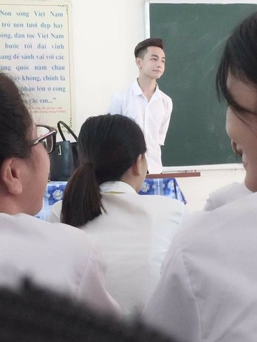Dan mang phat sot vi thay tro giang tieng Han tai Bac Giang-Hinh-4