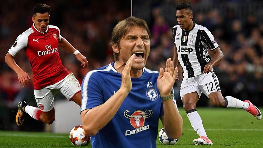 Chuyen nhuong bong da moi nhat: Chelsea mua Sanchez va Alex Sandro-Hinh-4
