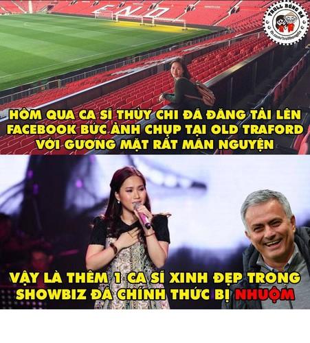 """Anh che bong da: Mourinho """"noi mot dang, lam mot neo""""-Hinh-5"""