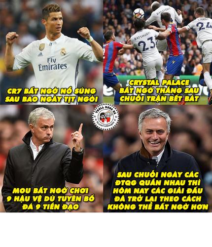"""Anh che bong da: Mourinho """"noi mot dang, lam mot neo""""-Hinh-9"""