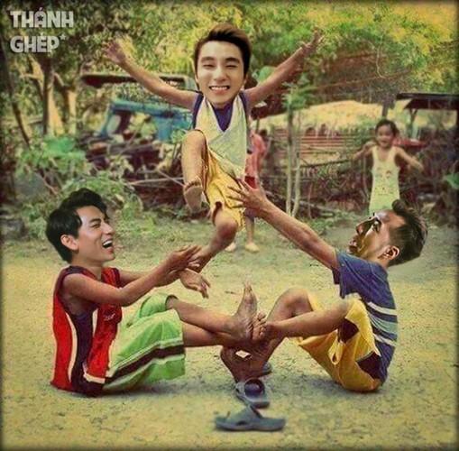 Chet cuoi voi loat anh che sao Viet tro ve voi tuoi tho-Hinh-5