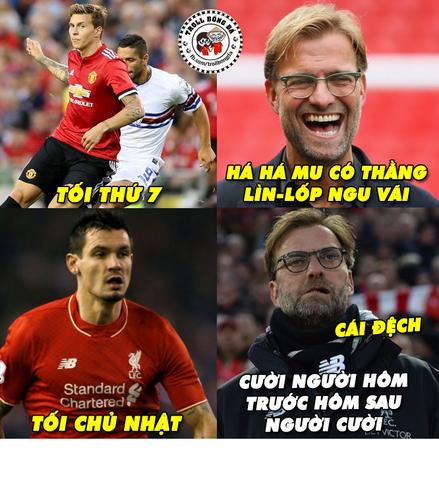 """Anh che bong da: Cap doi Lindelof - Lovren thi nhau """"bop"""" dong doi-Hinh-5"""