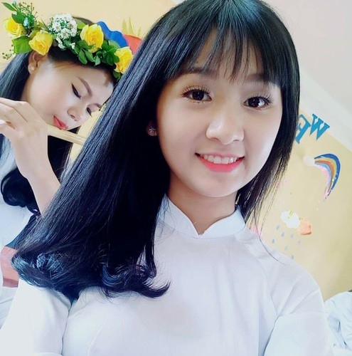 Hat quan ho tren buc giang, 9X Bac Ninh hut ngan like-Hinh-5