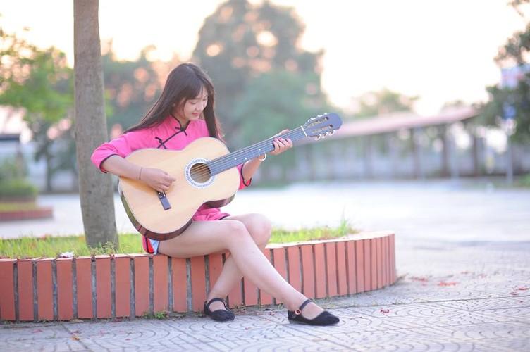 Hat quan ho tren buc giang, 9X Bac Ninh hut ngan like-Hinh-7