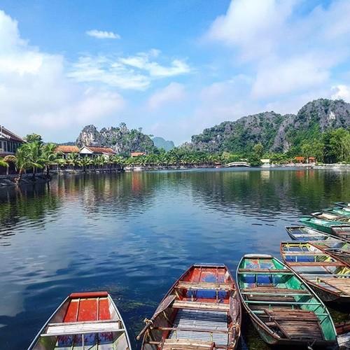"""""""Lac troi"""" truoc canh dep Thung Nham dip cuoi tuan-Hinh-10"""