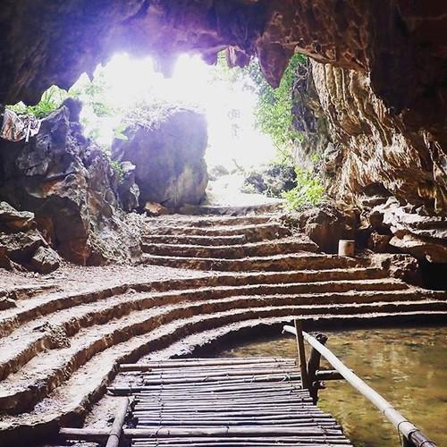 """""""Lac troi"""" truoc canh dep Thung Nham dip cuoi tuan-Hinh-5"""