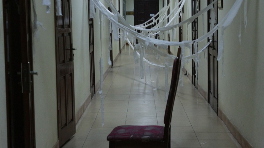 Sinh vien khoa Luat DH Quoc Gia Ha Noi choi gi mua Halloween?-Hinh-10