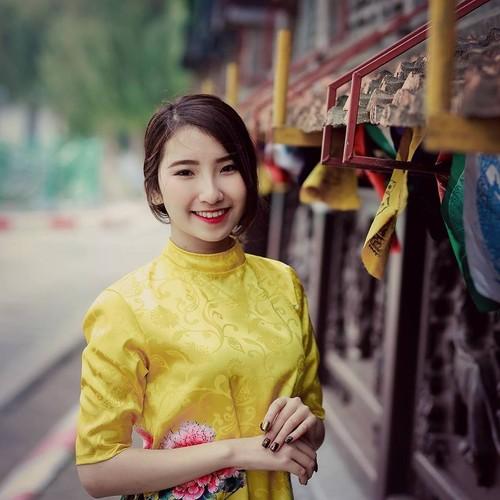 "Nu sinh Ha thanh gianh hoc bong ""khung"" van chua hai long-Hinh-5"