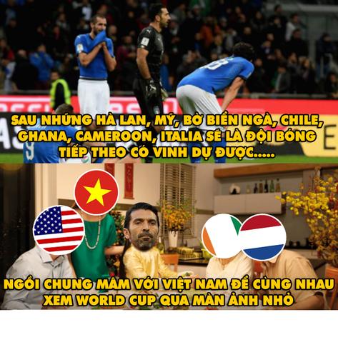 """Anh che bong da: Italia """"chung mam"""" voi Viet Nam tai World Cup-Hinh-4"""