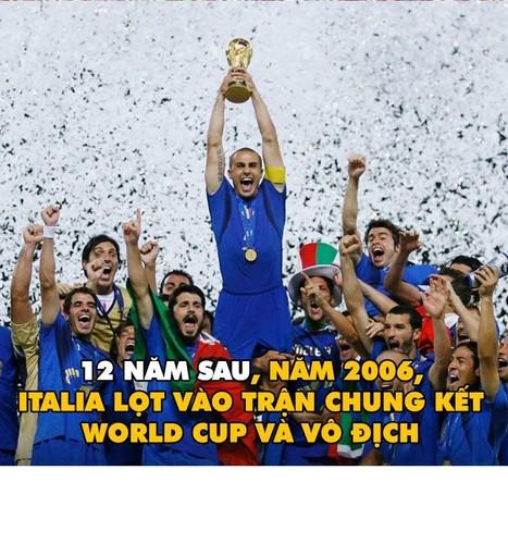 """Anh che bong da: Italia """"chung mam"""" voi Viet Nam tai World Cup-Hinh-7"""
